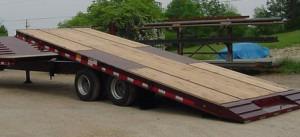 Keruing Truck Decking