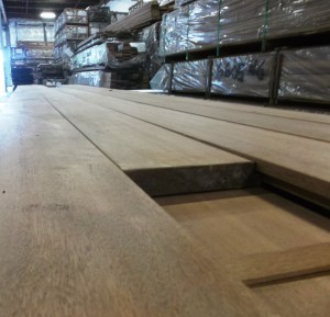 Truck Decking - Kayu Warehouse