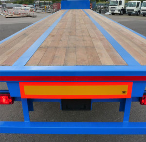 KAYU  - Trailer & Truck Decking
