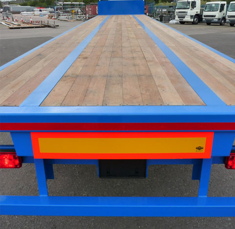 KAYU - Trailer & Truck Decking