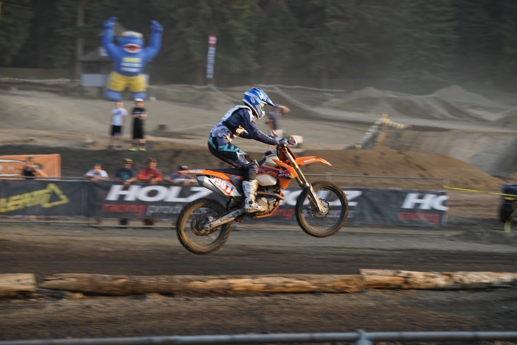 Justin Wallace - KAYU Enduro and Motocross, USA Team