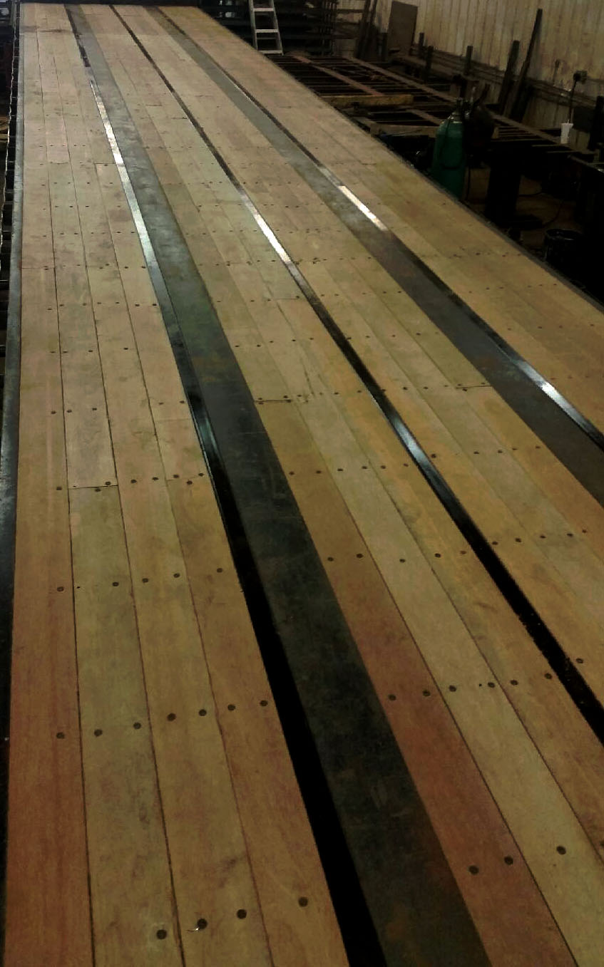 Truck and Trailer Flooring